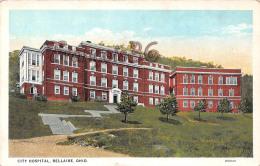City Hospital - Bellaire - Ohio OH - Etats-Unis