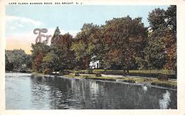 Lake Along Rumson Road - Sea Bright - NJ New Jersey - Etats-Unis