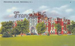 Providence College - RI Rhode Island - Providence