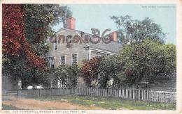 Old Pepperrell Mansion - Kittery Point - ME Maine - Etats-Unis