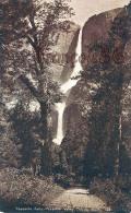 Yosemite Falls Valley - CA Cal California - Yosemite