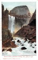Vernal Falls - Yosemite Valley - CA Cal California - 350 Ft High - Yosemite