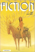 Fiction N° 339, Avril 1983 (BE+)