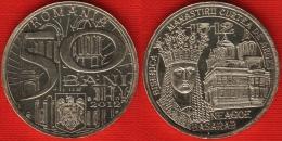 """Romania 50 Bani 2012 """"Neagoe Basarab"""" UNC - Romania"""