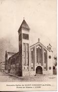 69. Lyon. Eglise Saint Vincent De Paul. Route De Vienne - Lyon 8