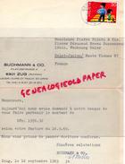 SUISSE-LETTRE BUCHMANN - PILATUSSTRASSE 2- ZUG- PIERRE POINTU E PIERRE PERUCAUD  MEGISSERIE SAINT JUNIEN- GANTERIE- 1969 - Switzerland
