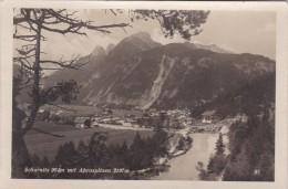 Scharnitz Mit Ahrnspitzen (85) * 17. 7. 1931 - Scharnitz