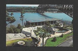 QUÉBEC - STE FOY - AQUARIUM DE QUÉBEC VUE À VOL D'OISEAU DE L'AQUARIUM ET DU PONT DE QUÉBEC - PAR AGENCE PROVINCIALE - Québec - Sainte-Foy-Sillery