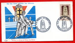 HONNEUR AUX RESISTANTS PLATEAU DES GLIERES  SUPERBE - 1960-1969