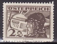 ÖSTERREICH 1925 ANK 468   MH* VF - 1918-1945 1ère République