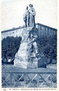 Corse Bastia Place St Nicolas Monument Aux Morts - Bastia