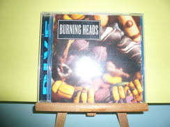 """BURNING HEADS""""CD ALBUM""""DIVE"""" - Punk"""