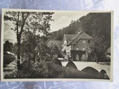 FREIBURG GUNTERSTAL . HOTEL PENSION UND RESTAURANT KYBURG - Freiburg I. Br.