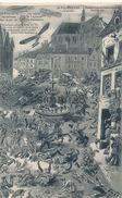 ST FLORENTIN - LE PROGRES DU XXe SIECLE RENVERSANT LA LEGENDE DES ANES DE ST FLORENTIN - Saint Florentin