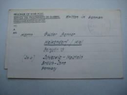 1947. Ca. , Prisonner Of War , Camp 97 Birdingbury , German Soldiers , Cover Send To Germany - 1902-1951 (Reyes)