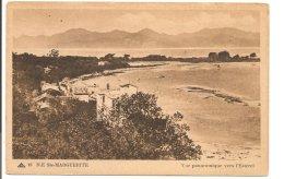L17b060 -Ile Sainte Marguerite - Vue Panoramique Vers L'Estérel - CAP N°19 - France