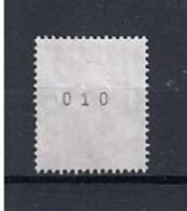 Bund Michel Kat.Nr. Gest 1623 RNr I Gerade - [7] République Fédérale