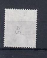 Bund Michel Kat.Nr. Gest 1665 RNr II Ungerade - [7] République Fédérale