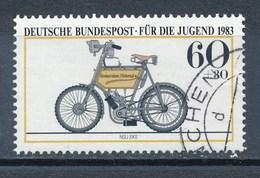 BRD Mi. 1169 Gest. Jugend Motorrad NSU 1901 - Gebraucht