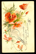 Flowers / Keissner&Buch - Serie 1131 'unsere Flora' / Year 1902 / Postcard Circulated, 2 Scans - Fleurs