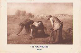 Peinture        230        Les Glaneuses ( Millet ) - Paintings