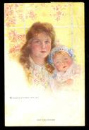 Peach Blossoms / Reinthal&newman / Postcard Circulated, 2 Scans - Künstlerkarten