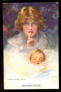 When Dreams Come True / Reinthal&newman / Postcard Circulated, 2 Scans - Künstlerkarten