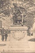 PARIS STATUE DE DIDEROT - Sculpturen