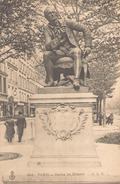 PARIS STATUE DE DIDEROT - Sculptures