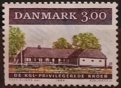 DINAMARCA 1984 The 17th Century Inn. USADO - USED. - Dinamarca