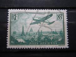 VEND BEAU TIMBRE DE POSTE AERIENNE DE FRANCE N° 8 , X !!!! - 1927-1959 Nuevos