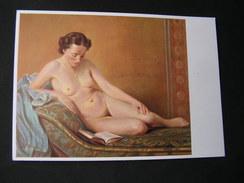 München Haus Dt. Kunst , Akt  *  Zigeler HDK 17 - Peintures & Tableaux