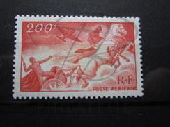 VEND BEAU TIMBRE DE POSTE AERIENNE DE FRANCE N° 19 , X !!!! - 1927-1959 Nuevos