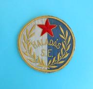 HALADAS SE ( FC Szombathelyi-Swietelsky VSE) - Hungary Football Soccer Club Vintage Patch Fussball Futbol Calcio Ecusson - Apparel, Souvenirs & Other