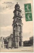 "Carte Postale Landerneau "" Eglise St Thomas "" - Landerneau"