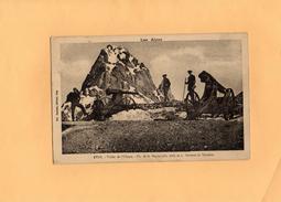 Carte Postale - D04 - Vallée De L'Ubaye - Pic De La Meyna - Batterie De Vyraisse - Autres Communes