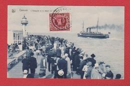 Ostende --   L Estacade - Oostende