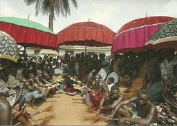 Accra (Ghana), Durbar Grounds - Ghana - Gold Coast