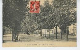 ROUEN - Place Et Boulevard Saint Hilaire - Rouen
