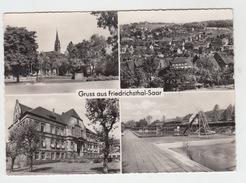 GRUSS AUS FRIEDRICHSTHAL-SAAR - Germany