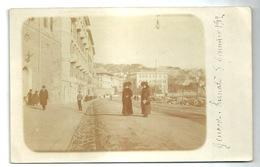 GENOVA - Fotografica - 1912 - Genova