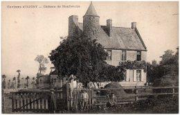 14 Environ D'ISIGNY - Chateau De Monfréville     (Recto/Verso) - France