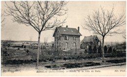 95 HERBLAY - Ferme De La Ville De Paris    (Recto/Verso) - Herblay