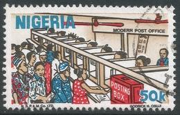 Nigeria. 1986 Nigerian Life. 50k Used. SG 523a - Nigeria (1961-...)