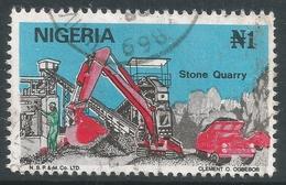 Nigeria. 1986 Nigerian Life. 1n Used. SG 524 - Nigeria (1961-...)