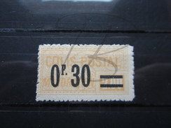 VEND BEAU TIMBRE DES COLIS POSTAUX DE FRANCE N° 35 , XX !!!! - Paketmarken