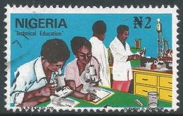 Nigeria. 1986 Nigerian Life. 2n Used. SG 525a - Nigeria (1961-...)