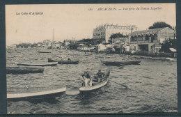 Arcachon - Vue Prise Du Ponton Legallais - Arcachon