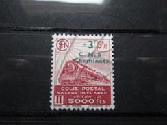 VEND BEAU TIMBRE DES COLIS POSTAUX DE FRANCE N° 195 , XX !!!! - Paketmarken