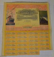 Cie Des Clardges Hotels - Tourisme